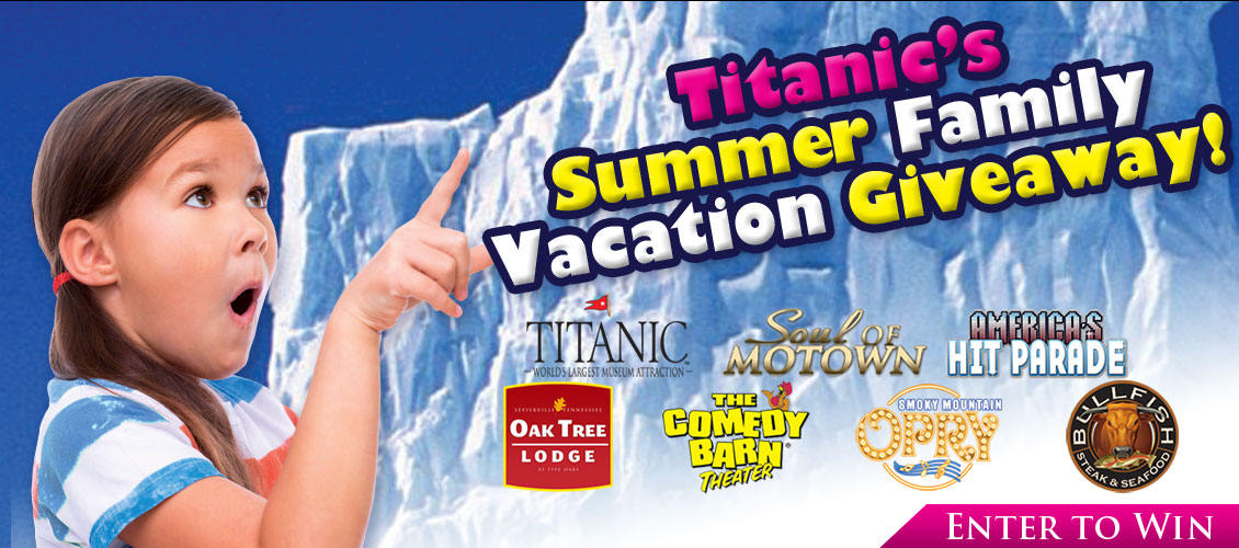 titanic-pigeon-forge-summer-giveaway