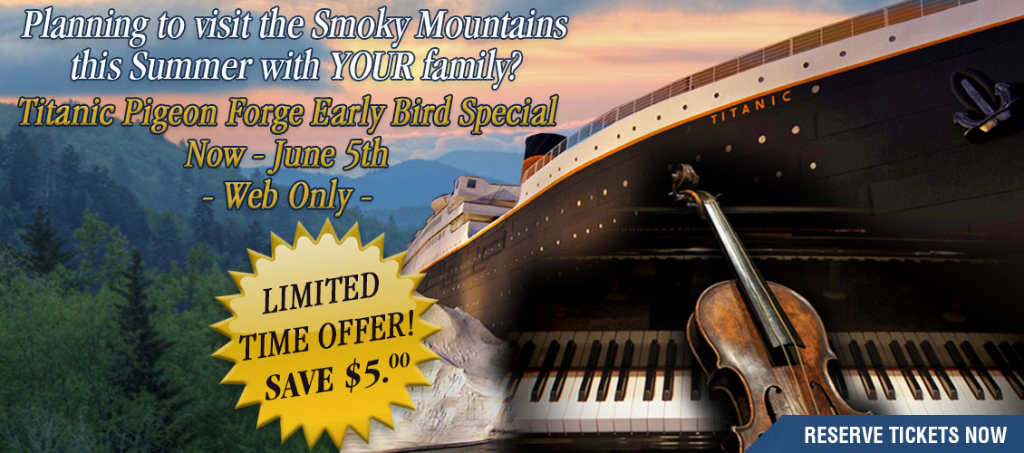 titanic-pigeon-forge-summer-family-special