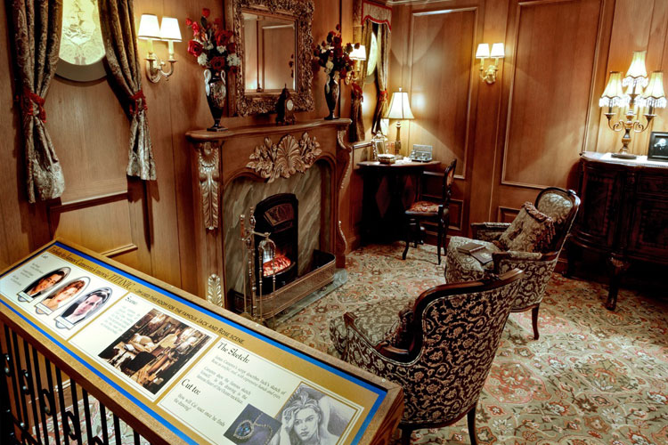 About Titanic World S Largest Museum Attraction In